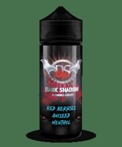 red berries menthol e-liquid