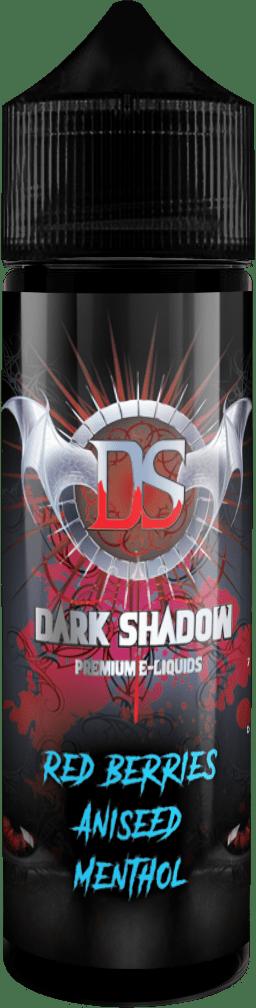 Red Berries Menthol Eliquid by Dark Shadow