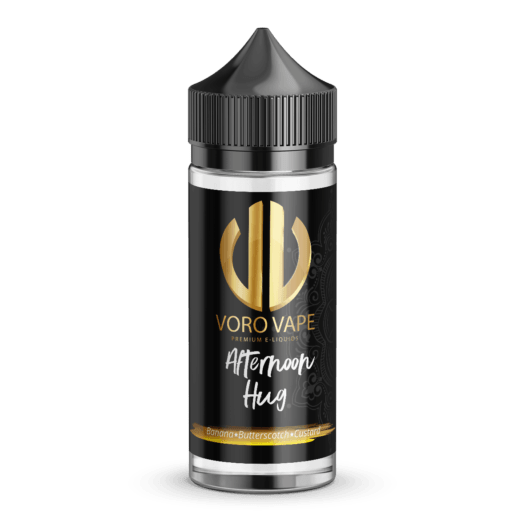 Voro Vape 100ml Afternoon hug 525x525 - Afternoon Hug E-Liquid Shortfill by Voro Vape