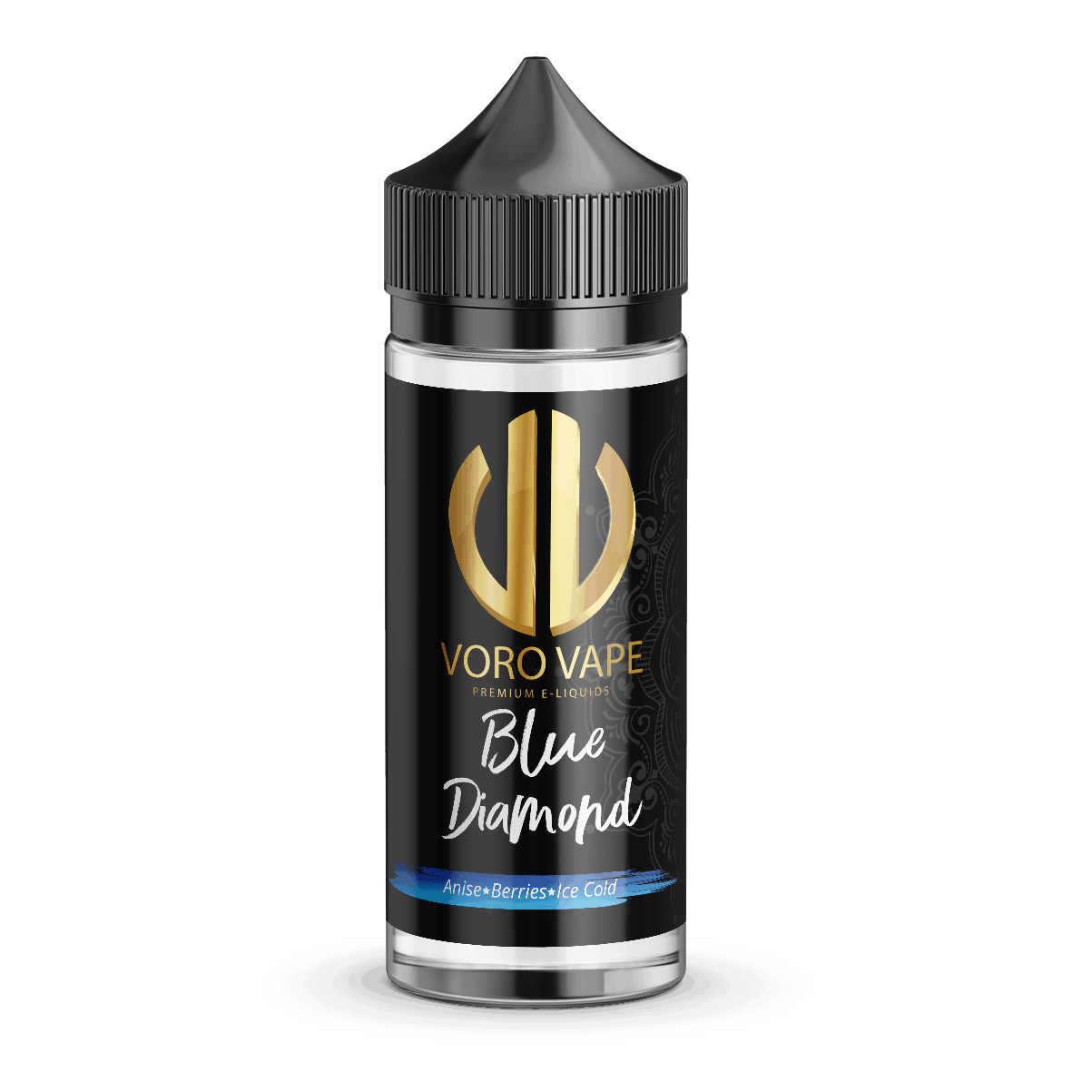 Blue Diamond E-Liquid Shortfill by Voro Vape