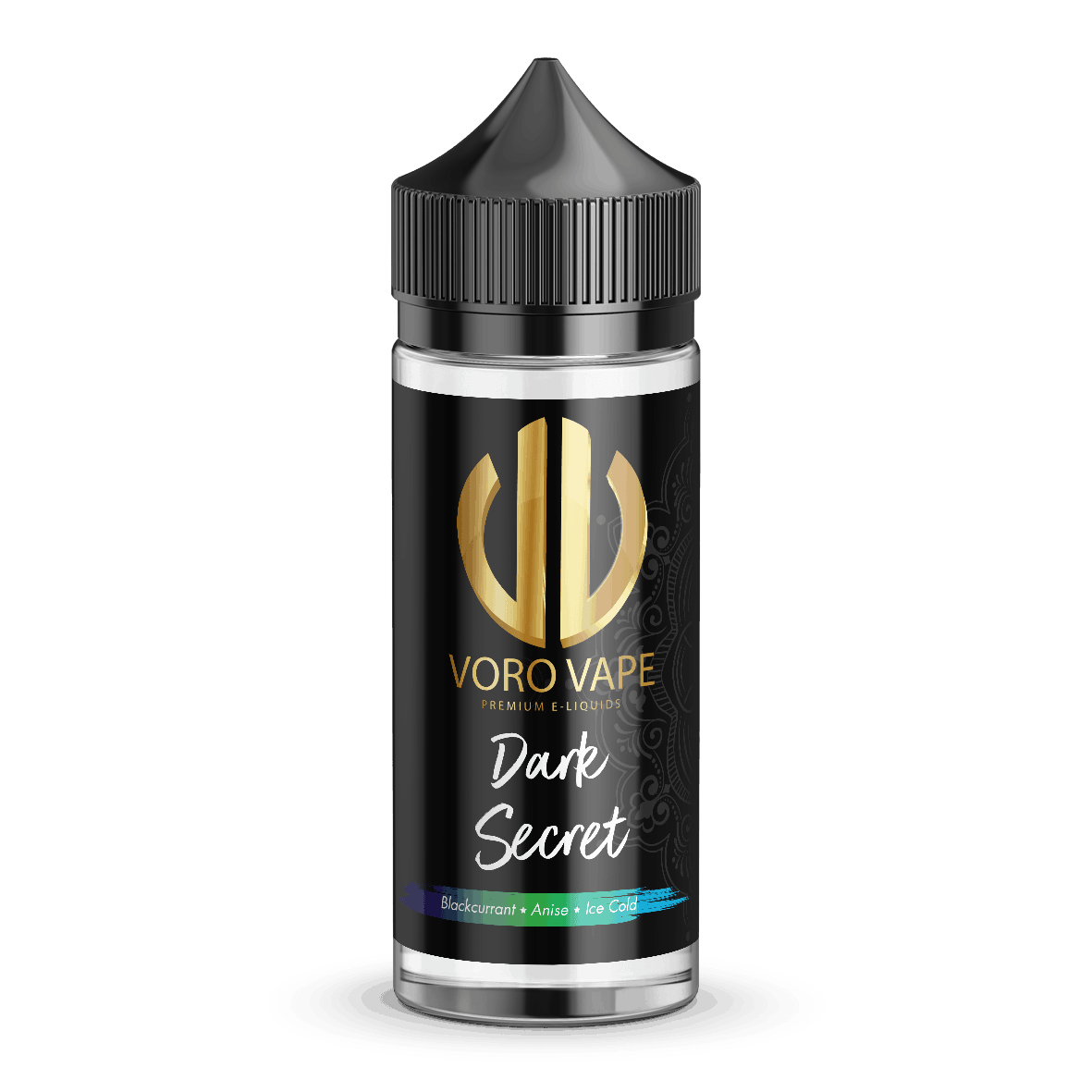 Dark Secret E-Liquid Shortfill by Voro Vape