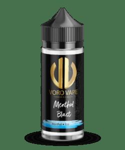 Voro Vape 100ml Menthol blast 250x300 - Menthol Blast E-Liquid Shortfill by Voro Vape