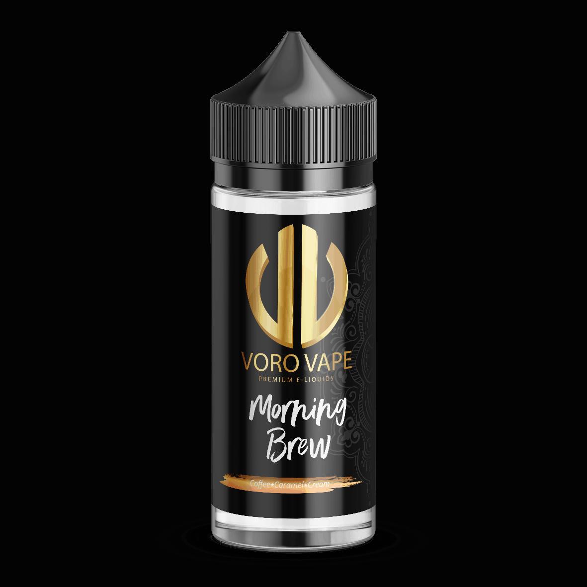 Morning Brew E-Liquid Shortfill by Voro Vape
