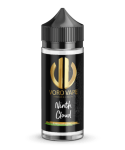 Voro Vape 100ml ninth Cloud 250x300 - Ninth Cloud E-Liquid Shortfill by Voro Vape