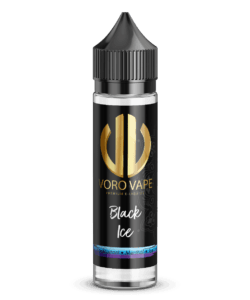 Black Ice E-Liquid Shortfill by Voro Vape 1