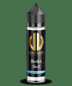 Voro Vape Menthol blast 50ml 250x300 - Menthol Blast E-Liquid Shortfill by Voro Vape