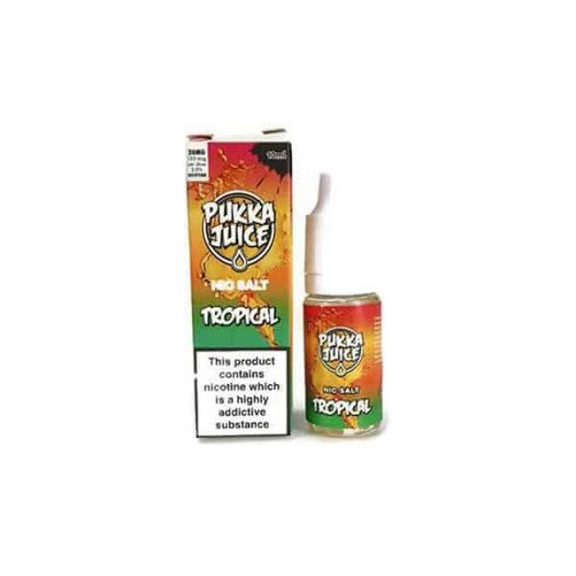 JWN10MGPukkaJuice10ML4 22 525x525 - 10MG Pukka Juice 10ML Flavoured Nic Salt (50VG/50PG)