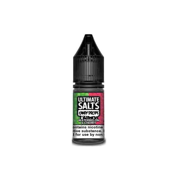 JWN10MGUltimateSaltsCandyDrops1 525x525 - 10MG Ultimate Puff Salts Candy Drops 10ML Flavoured Nic Salts