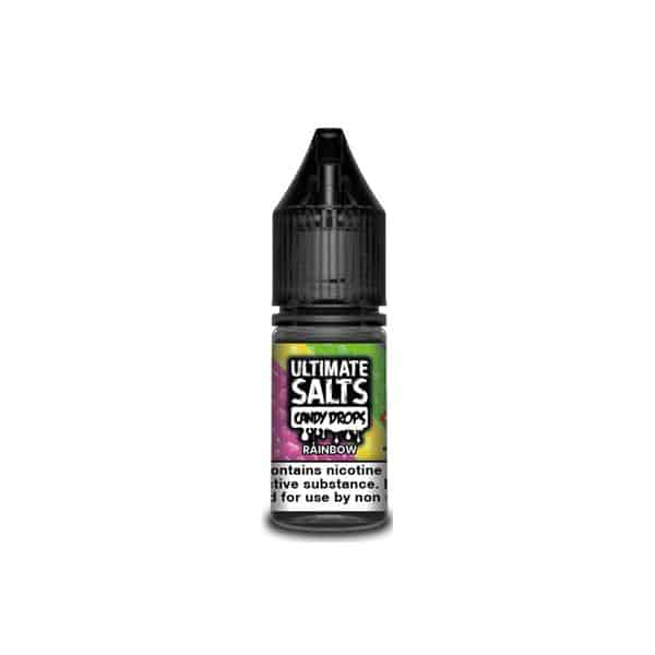 JWN10MGUltimateSaltsCandyDrops3 525x525 - 10MG Ultimate Puff Salts Candy Drops 10ML Flavoured Nic Salts