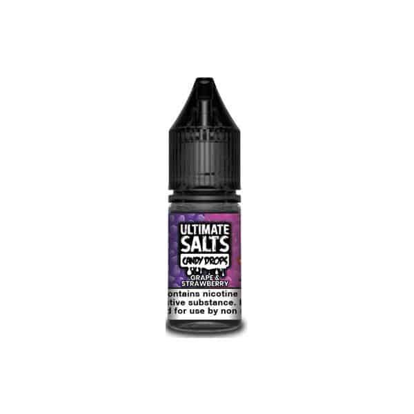 JWN10MGUltimateSaltsCandyDrops3 1 525x525 - 10MG Ultimate Puff Salts Candy Drops 10ML Flavoured Nic Salts