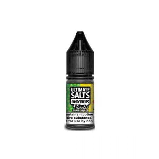 JWN10MGUltimateSaltsCandyDrops5 525x525 - 10MG Ultimate Puff Salts Candy Drops 10ML Flavoured Nic Salts
