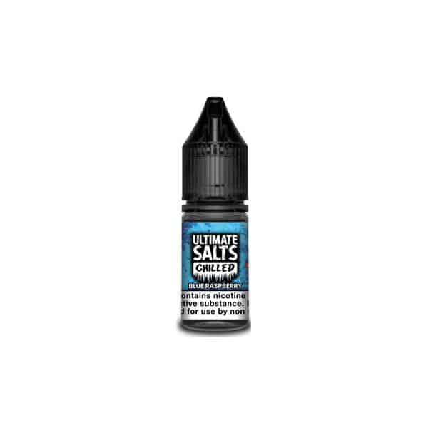 JWN10MGUltimateSaltsChilled1 525x525 - 10MG Ultimate Puff Salts Chilled 10ML Flavoured Nic Salts (50VG/50PG)