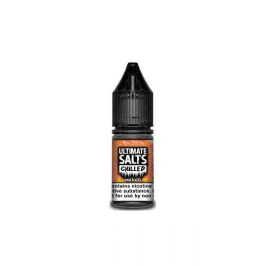 JWN10MGUltimateSaltsChilled3 525x525 - 10MG Ultimate Puff Salts Chilled 10ML Flavoured Nic Salts (50VG/50PG)
