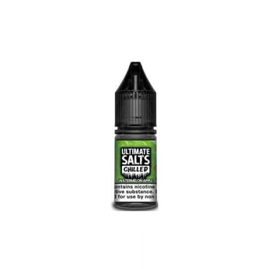 JWN10MGUltimateSaltsChilled6 525x525 - 10MG Ultimate Puff Salts Chilled 10ML Flavoured Nic Salts (50VG/50PG)