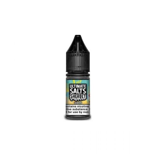JWN10MGUltimateSaltsSherbet3 525x525 - 10MG Ultimate Puff Salts Sherbet 10ML Flavoured Nic Salts (50VG/50PG)