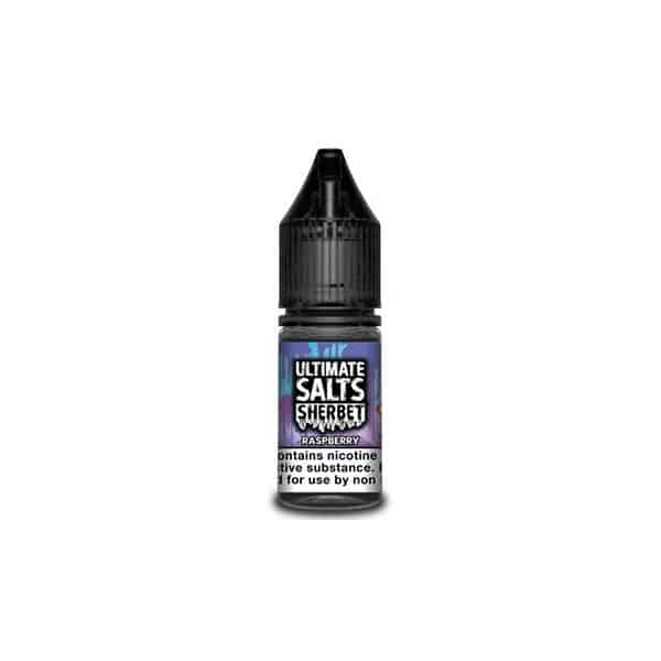 JWN10MGUltimateSaltsSherbet5 525x525 - 10MG Ultimate Puff Salts Sherbet 10ML Flavoured Nic Salts (50VG/50PG)