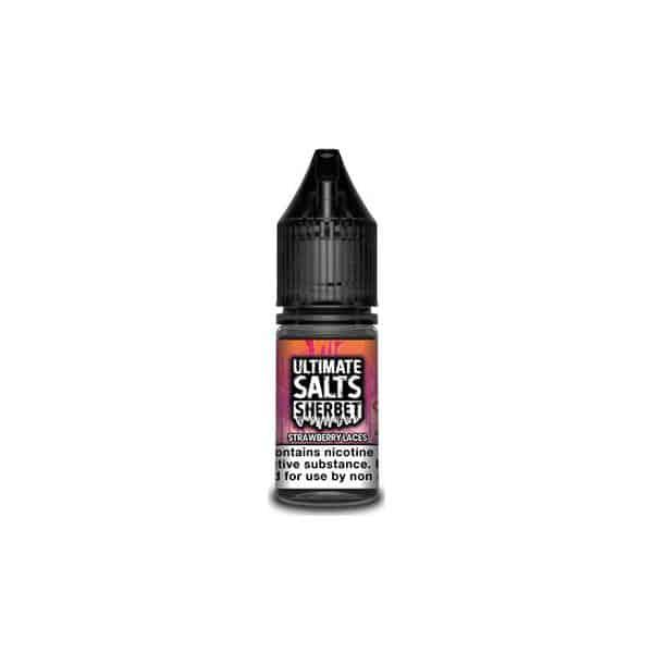 JWN10MGUltimateSaltsSherbet6 525x525 - 10MG Ultimate Puff Salts Sherbet 10ML Flavoured Nic Salts (50VG/50PG)