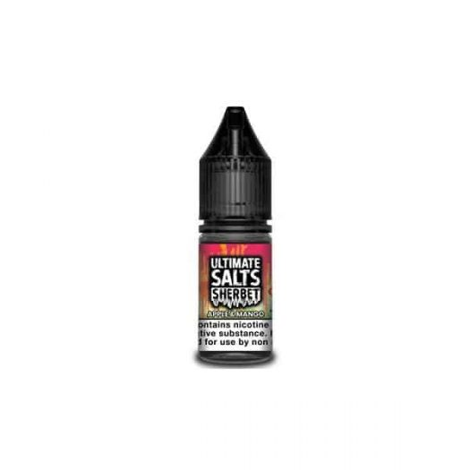 JWN10MGUltimateSaltsSherbet6 1 525x525 - 10MG Ultimate Puff Salts Sherbet 10ML Flavoured Nic Salts (50VG/50PG)