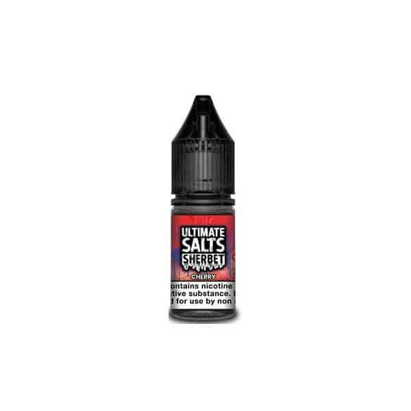 JWN10MGUltimateSaltsSherbet6 11 525x525 - 10MG Ultimate Puff Salts Sherbet 10ML Flavoured Nic Salts (50VG/50PG)