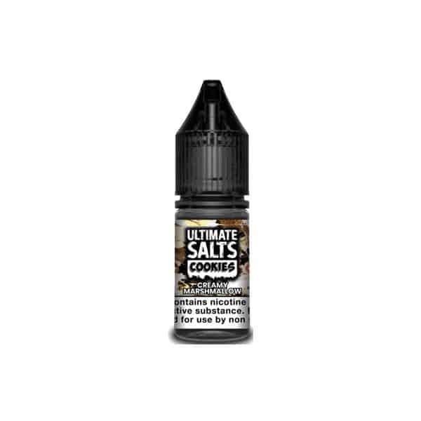 JWN10mgUltimateSaltsCookies1 6 525x525 - 10mg Ultimate Puff Salts Cookies 10ML Flavoured Nic Salts (50VG/50PG)