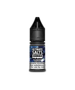 10mg Ultimate Puff Salts Cookies 10ML Flavoured Nic Salts (50VG/50PG) 2