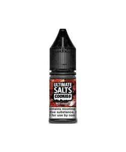 10mg Ultimate Puff Salts Cookies 10ML Flavoured Nic Salts (50VG/50PG) 6