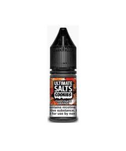 10mg Ultimate Puff Salts Cookies 10ML Flavoured Nic Salts (50VG/50PG) 4