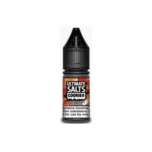 JWN10mgUltimateSaltsCookies3 10 525x525 - 10mg Ultimate Puff Salts Cookies 10ML Flavoured Nic Salts (50VG/50PG)