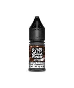 10mg Ultimate Puff Salts Cookies 10ML Flavoured Nic Salts (50VG/50PG) 3