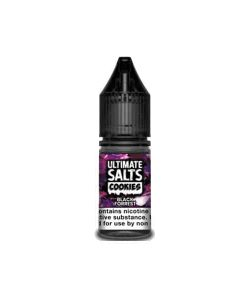 JWN20mgUltimateSaltsCookies2 17 250x300 - 20mg Ultimate Puff Salts Cookies 10ML Flavoured Nic Salts (50VG/50PG)