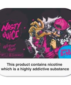 Nasty Juice 3mg 5x10ml Multipack (70VG/30PG) 7