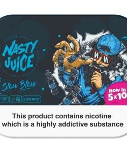 Nasty Juice 3mg 5x10ml Multipack (70VG/30PG) 6