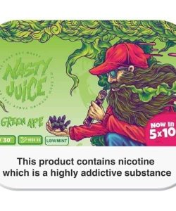 Nasty Juice 3mg 5x10ml Multipack (70VG/30PG) 4