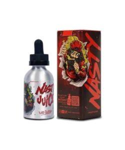 Nasty Juice 50ml Shortfill 0mg (70VG/30PG) 8