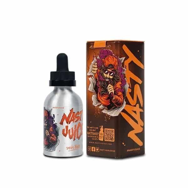 JWN5051125803019 525x525 - Nasty Juice 50ml Shortfill 0mg (70VG/30PG)