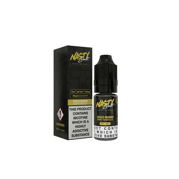 JWN5051125803163 1 525x525 - Nasty Salt 20mg 10ML Flavoured Nic Salt (50VG/50PG)