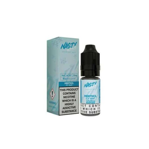 JWN5051125803163 80 525x525 - Nasty Salt 20mg 10ML Flavoured Nic Salt (50VG/50PG)