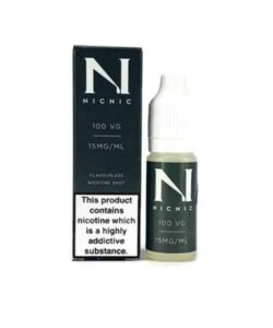JWN5051125803781 250x300 - NIC NIC 15mg Nicotine Shot (100VG) 10ml