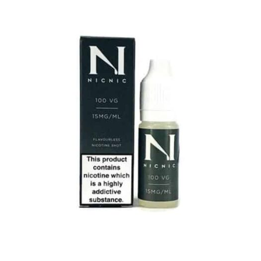 JWN5051125803781 525x525 - NIC NIC 15mg Nicotine Shot (100VG) 10ml