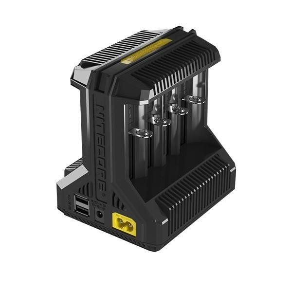 Nitecore New i8 Multi-Slot IntelliCharger