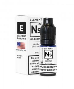 JWN5051125803835 250x300 1 - Ns20 20mg Nic Salt (Booster Shot) by Element 10ml