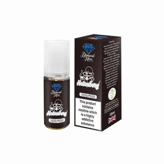 JWN6MGDIAMONDHAZEELIQUID10ML7 101 525x525 - 15 x DIAMOND HAZE 6MG 10ML E-LIQUID (50VG/50PG)