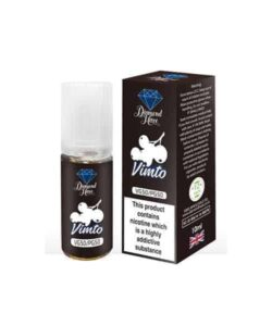 15 x DIAMOND HAZE 6MG 10ML E-LIQUID (50VG/50PG) 2