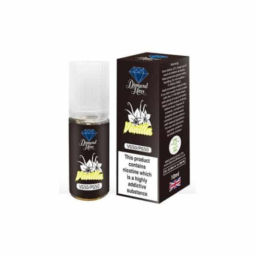 JWN6MGDIAMONDHAZEELIQUID10ML7 26 525x525 - 15 x DIAMOND HAZE 6MG 10ML E-LIQUID (50VG/50PG)