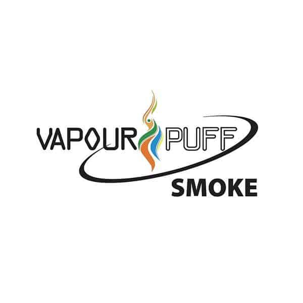 10 x Vapour Puff 6MG 10ML E-Liquid (70VG/30PG)