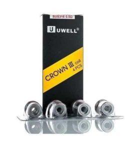 JWN7102228520605 250x300 - Uwell Crown 3 Coils – 0.25/0.4/0.5 Ohms