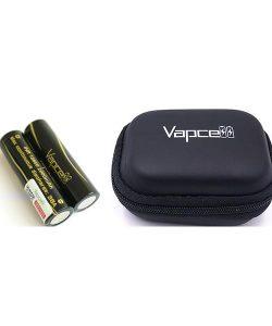 JWN7108051309097 250x300 - 2 x Vapcell 18650 1800mAh Batteries + EVA Case