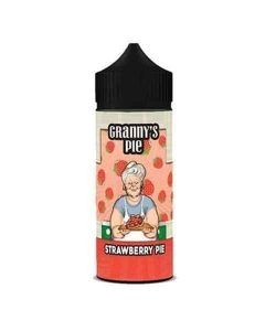 Granny's Pie 0mg 120ml Shortfill (80VG/20PG) 1