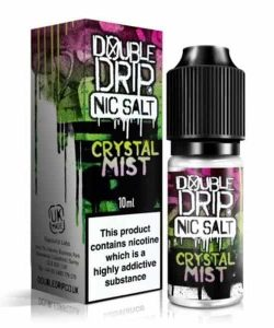 10MG Double Drip  10ML Flavoured Nic Salts E Liquid 6