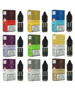 JWN7108053434940 250x300 - 20mg Pod Salt - Flavoured 10ml Nicotine Salt (50VG/50PG)